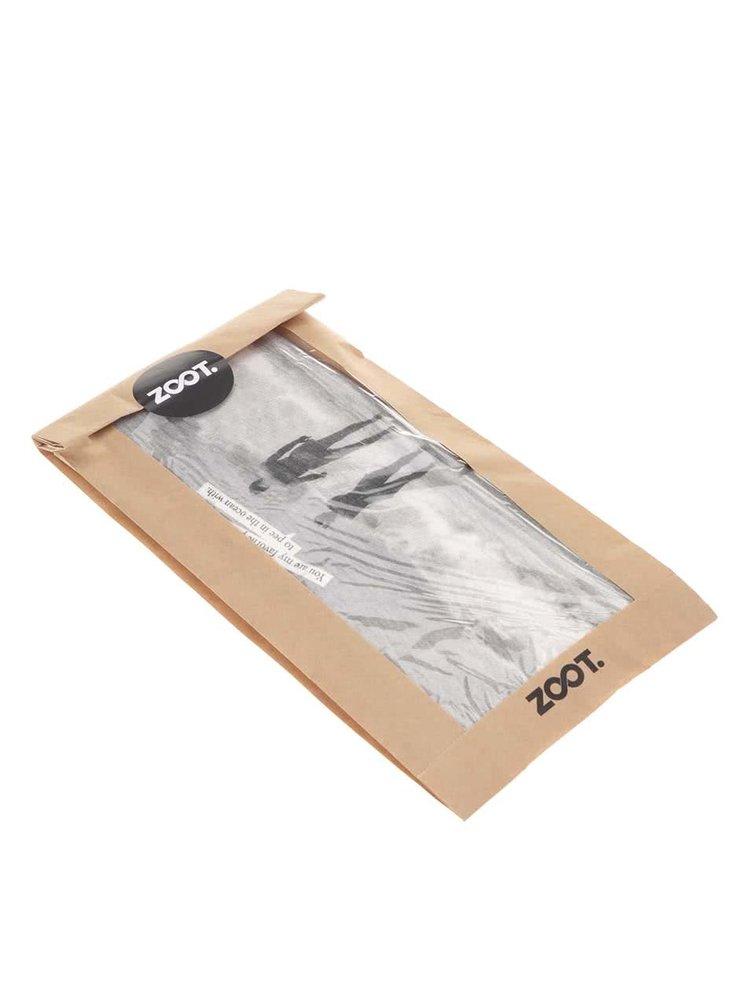 Krémové pánske tričko ZOOT Originál You Are