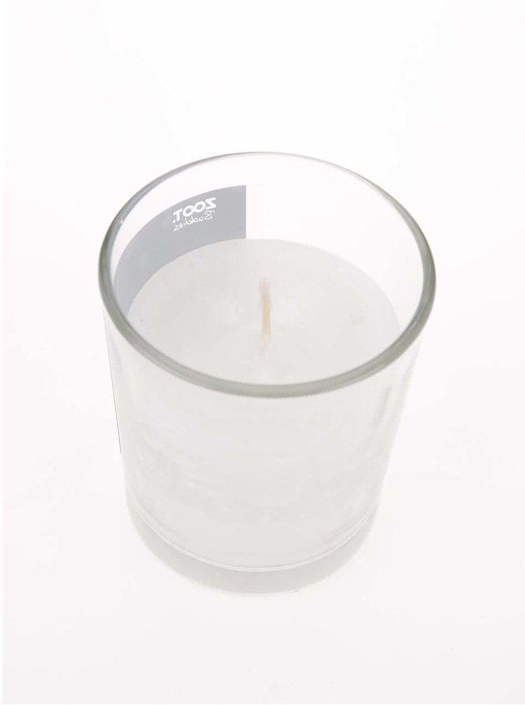 Lumânare ZOOT Buddies cu parfum de iasomie, în recipient de sticlă