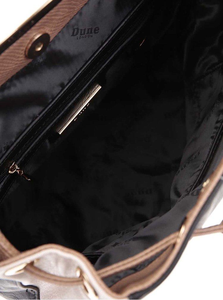 Čierna kabelka Dune London Dezza