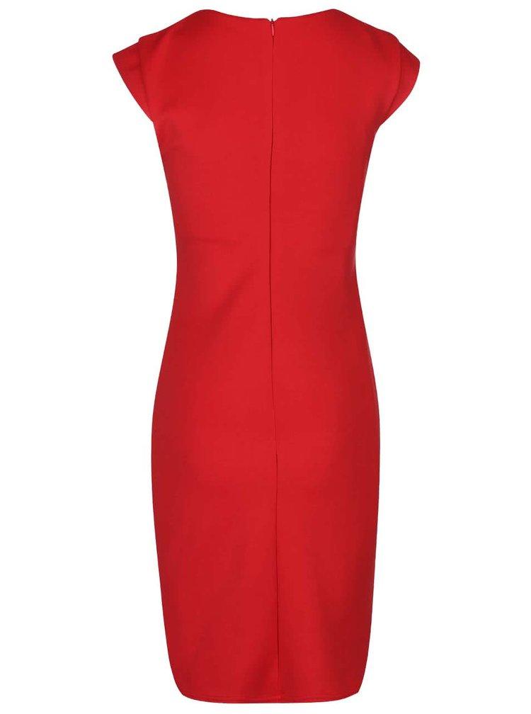 Rochie roșie Goddiva