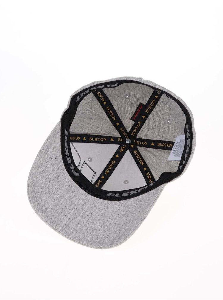 Șapcă gri deschis Burton Slide Style