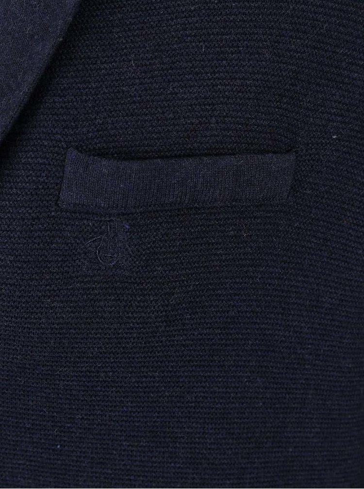 Cardigan bleumarin Original Penguin Mason