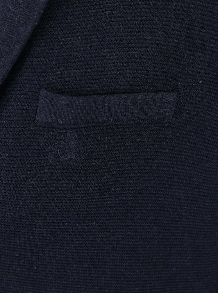 Tmavě modrý kadrigan Original Penguin Mason