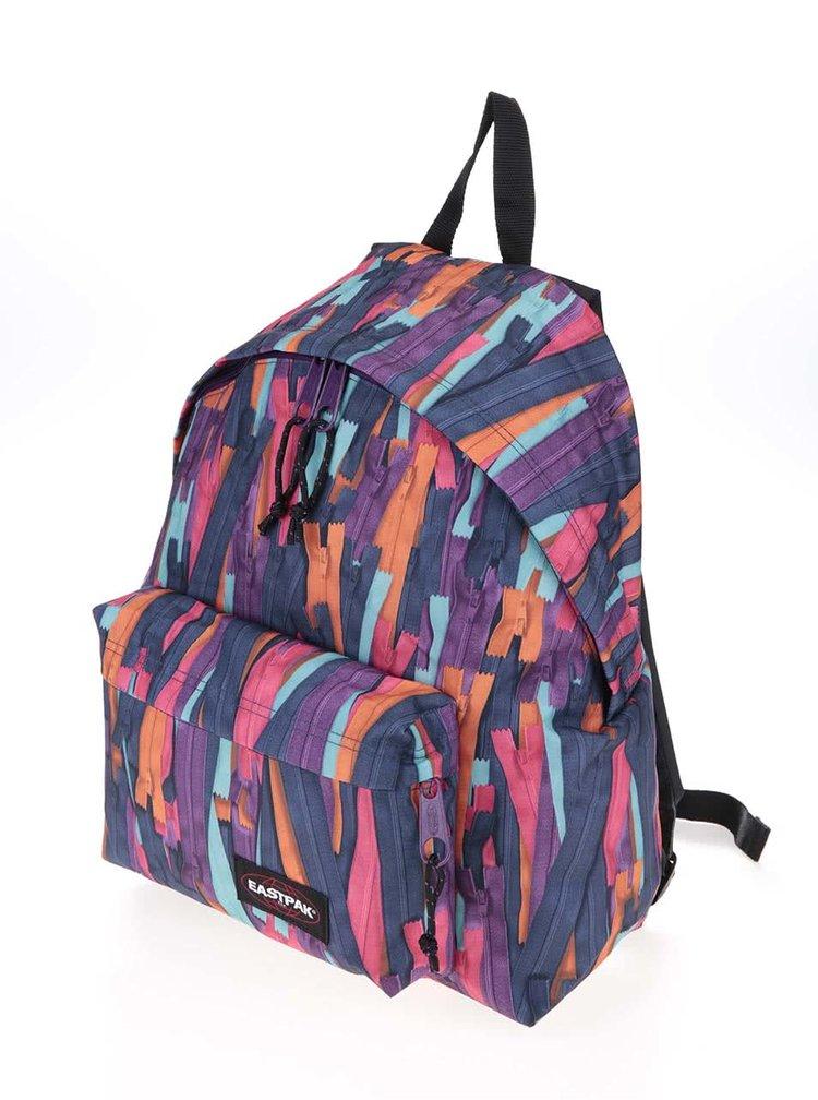 Barevný vzorovaný batoh Eastpak Padded Pak´r