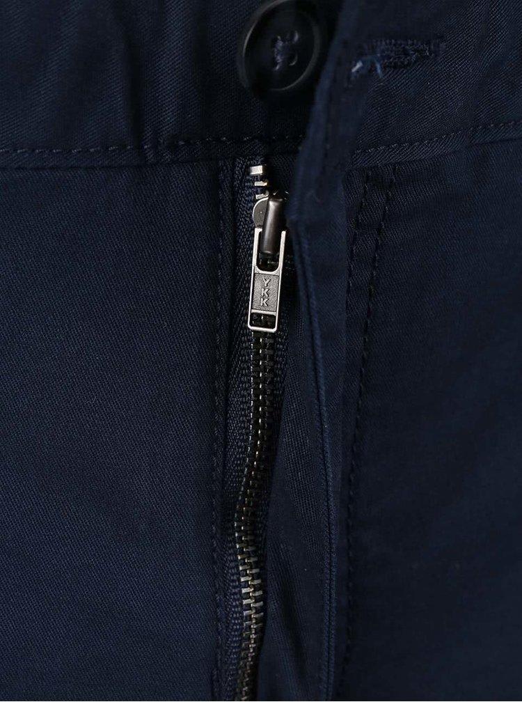 Tmavě modré chino kalhoty Original Penguin Fracus
