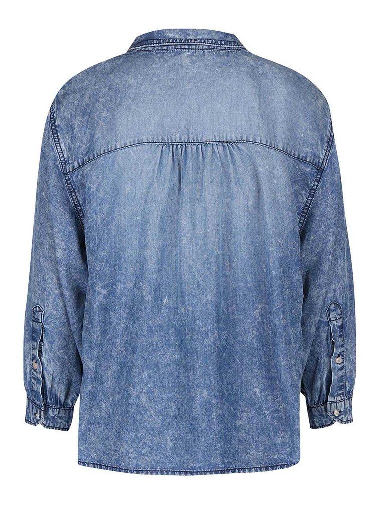 Bluză din denim albastră ONLY Nori
