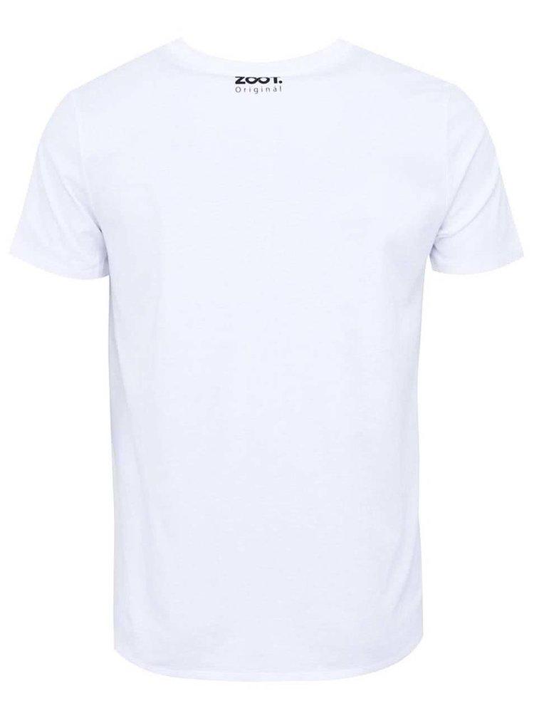 Biele pánske tričko ZOOT Originál Just Tonight