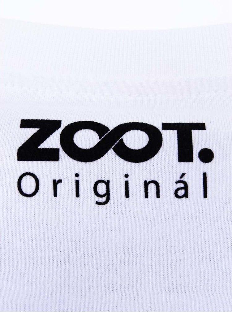 Bílé pánské triko ZOOT Originál Just Tonight