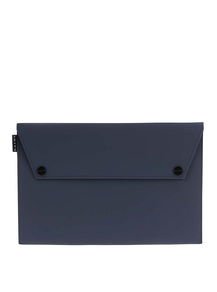Modré pouzdro na tablet RAINS