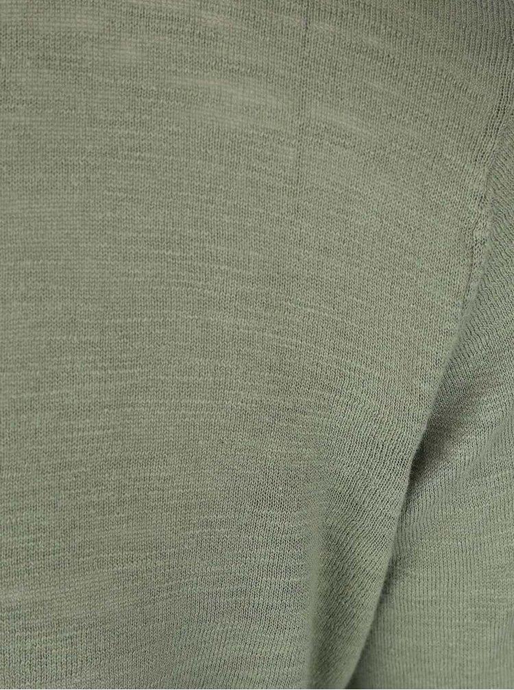 Zelený svetr ONLY & SONS Sam