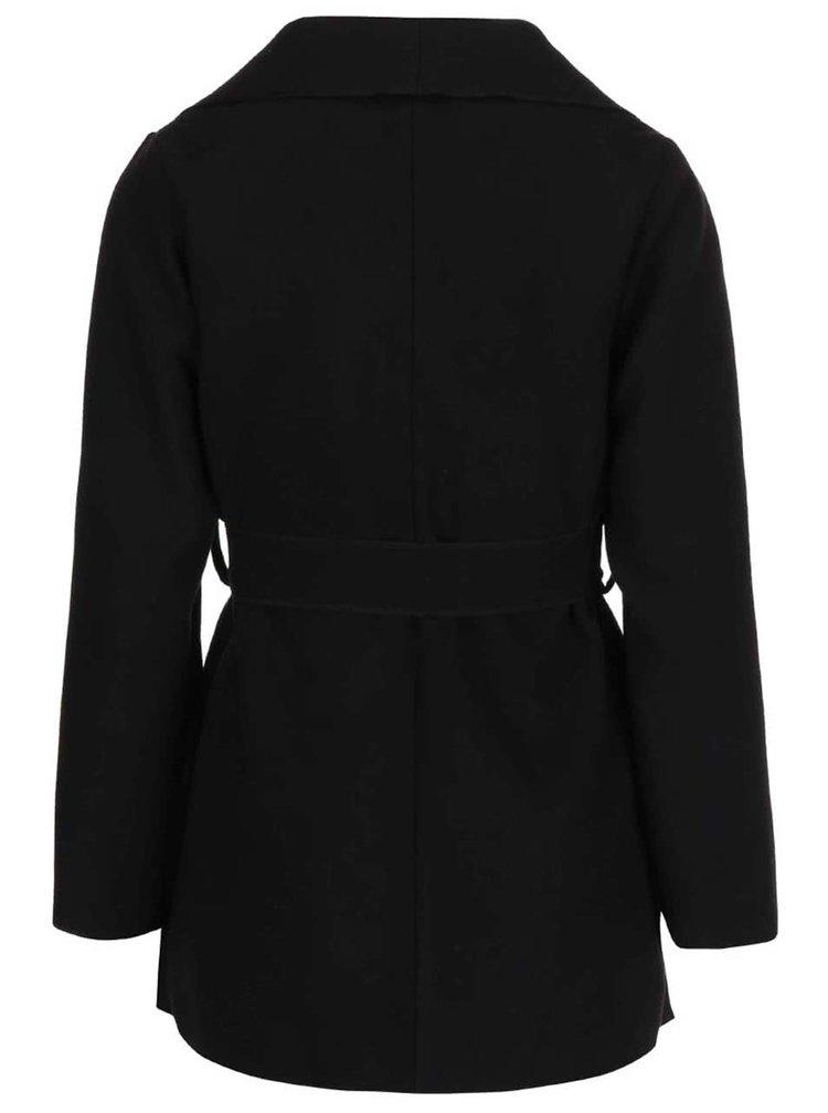 Čierny kabát Haily's Nancy