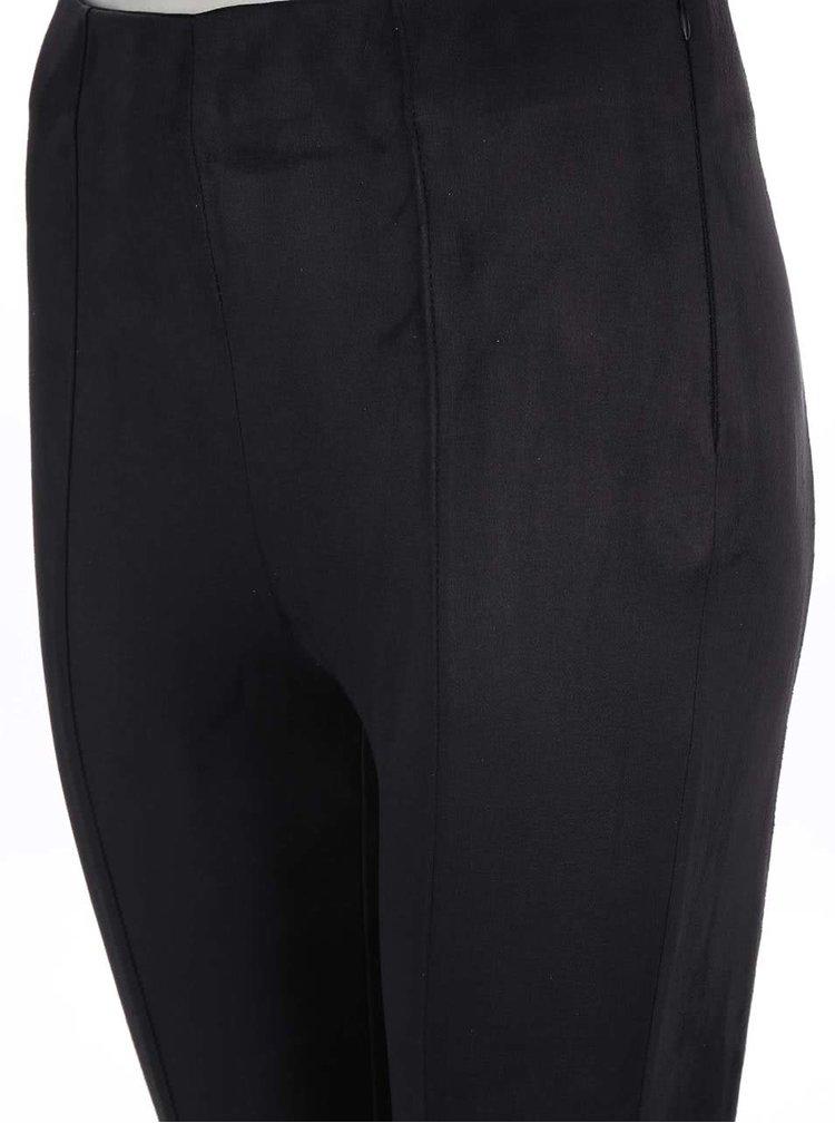 Pantaloni negri Haily's Josephene