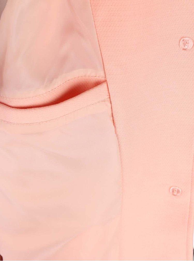 Palton roz VILA Vicory