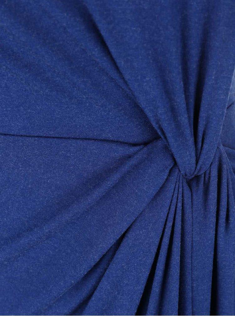 Modré šaty s krátkým rukávem Dorothy Perkins
