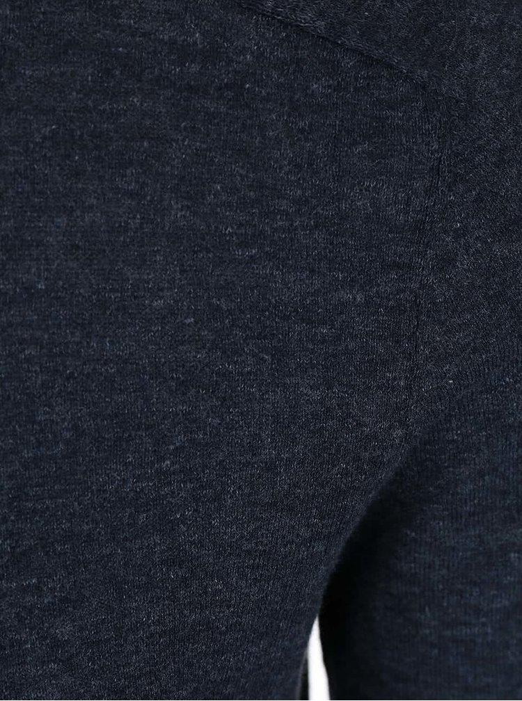 Tmavě modrý svetr Selected Homme Enton
