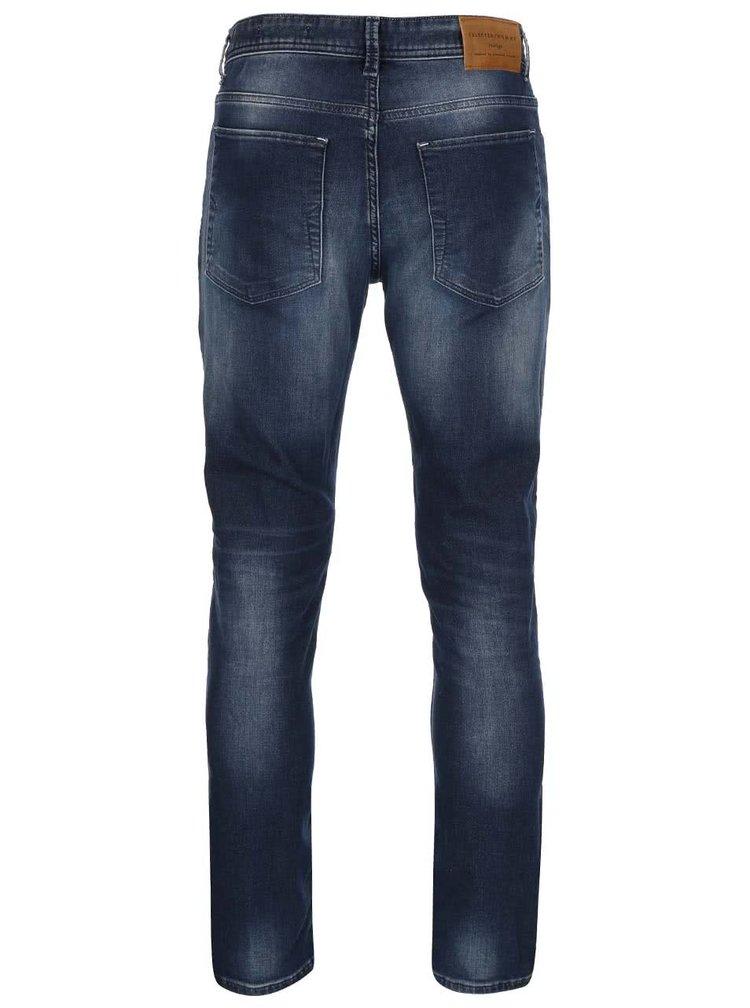 Tmavě modré džíny Selected Homme Mario