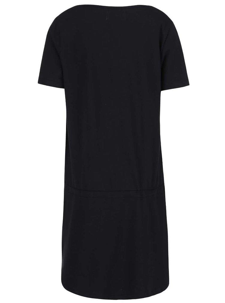 Čierne šaty Desires Tarlan