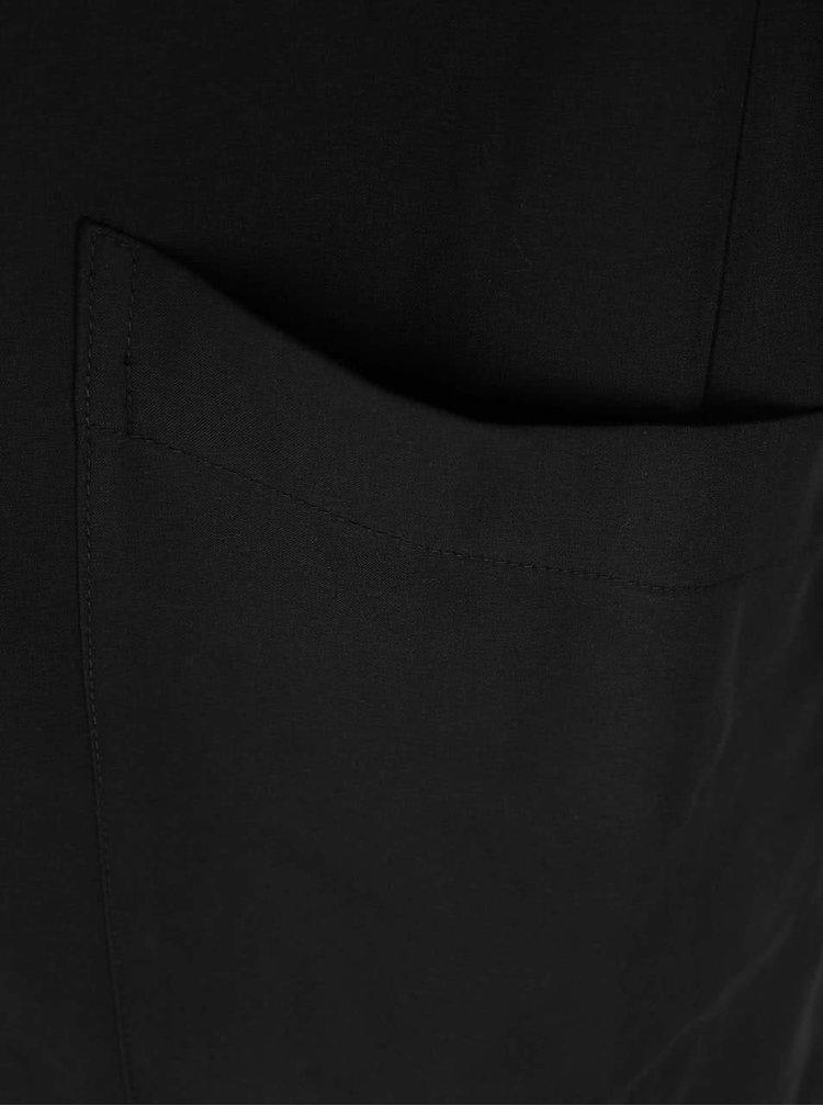 Čierny ľahký blejzer VERO MODA Fay