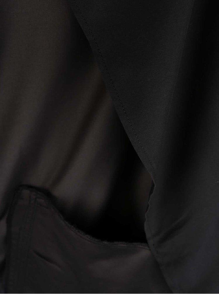 Trenci negru VERO MODA Lene