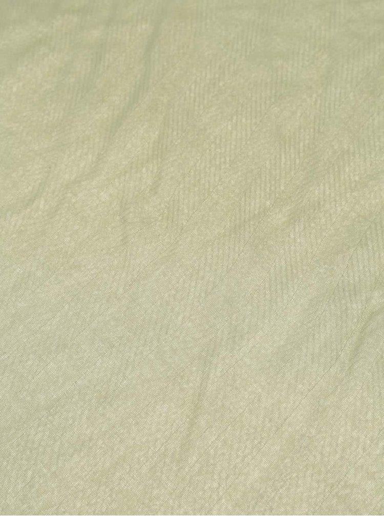 Světle zelený šátek Pieces Nanny