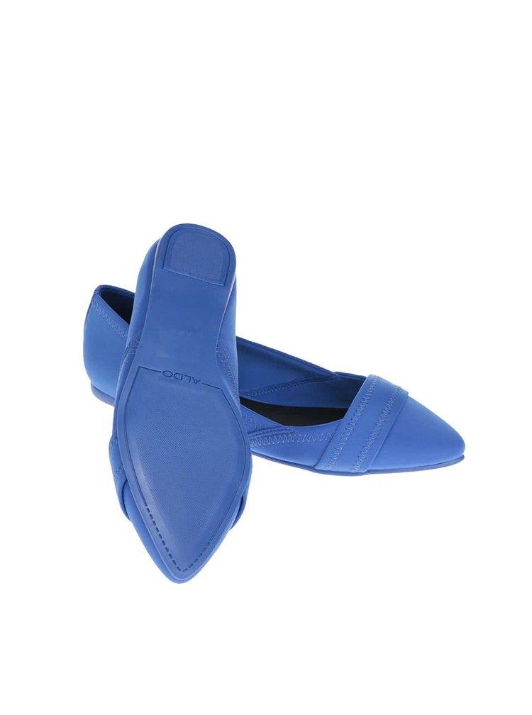 Balerini albaștri ALDO Maida