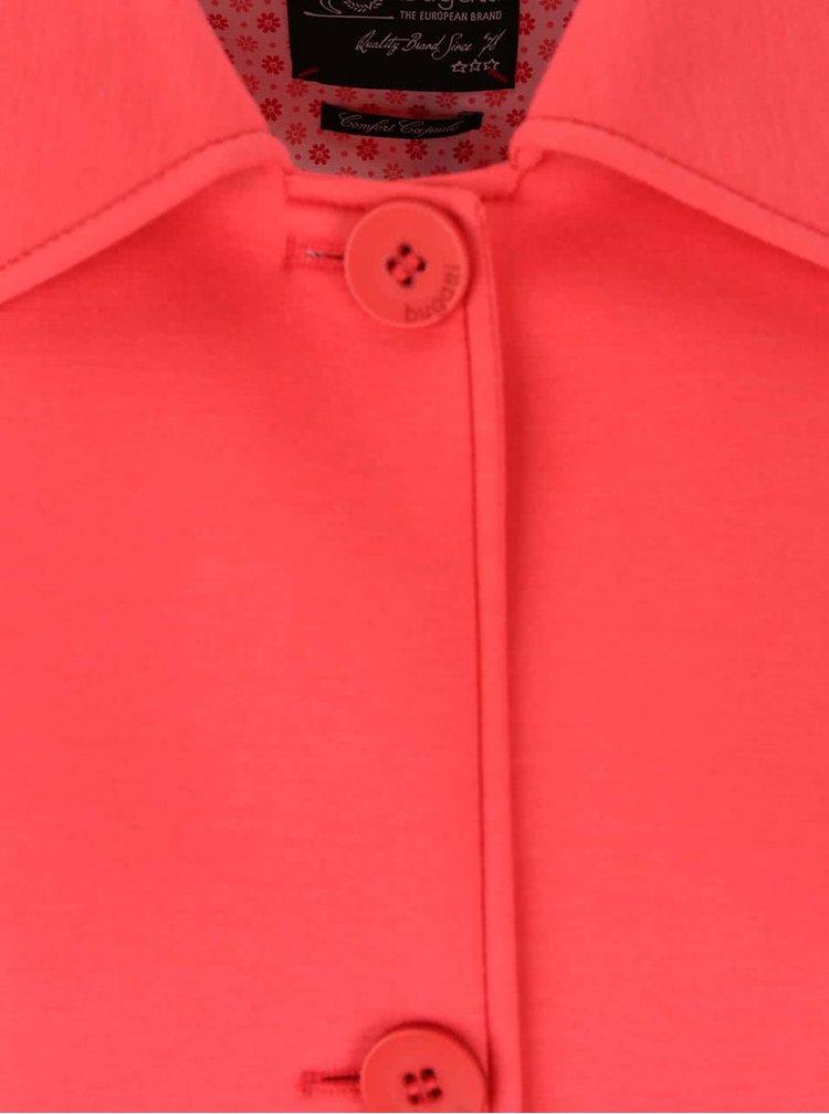 Palton Bugatti de damă roșu