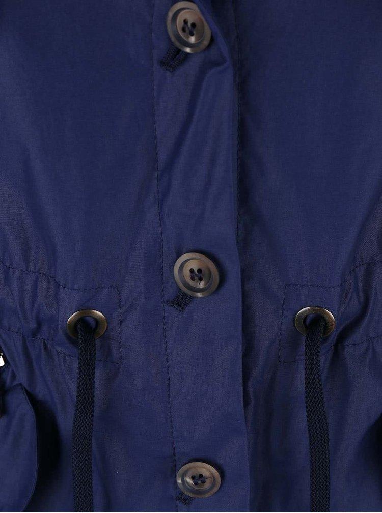 Palton Bugatti de damă albastru scurt