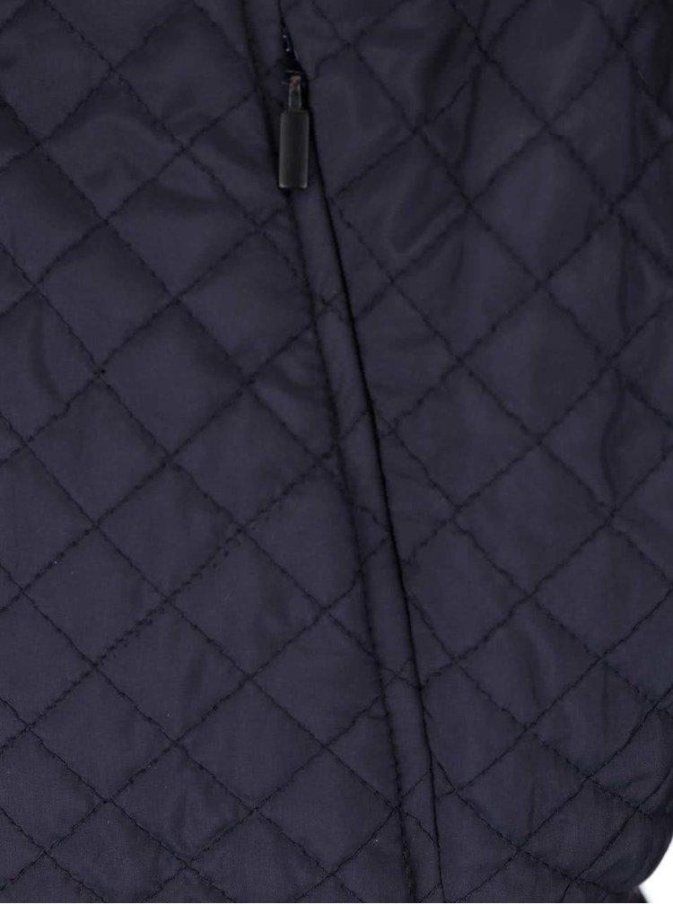 Tmavě modrá dámská bunda bugatti