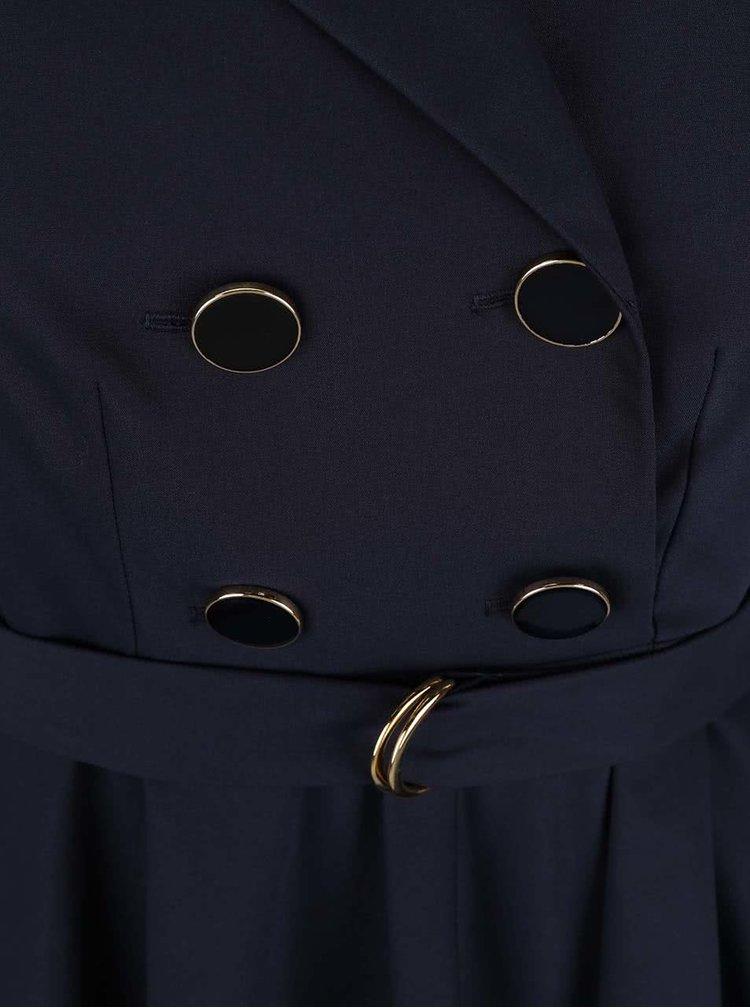 Rochie Closet bleumarin