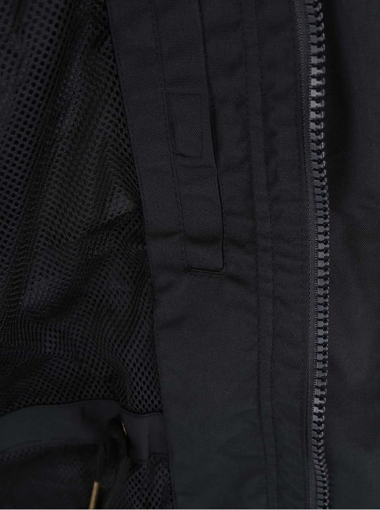 Černá lehčí bunda !Solid Anders