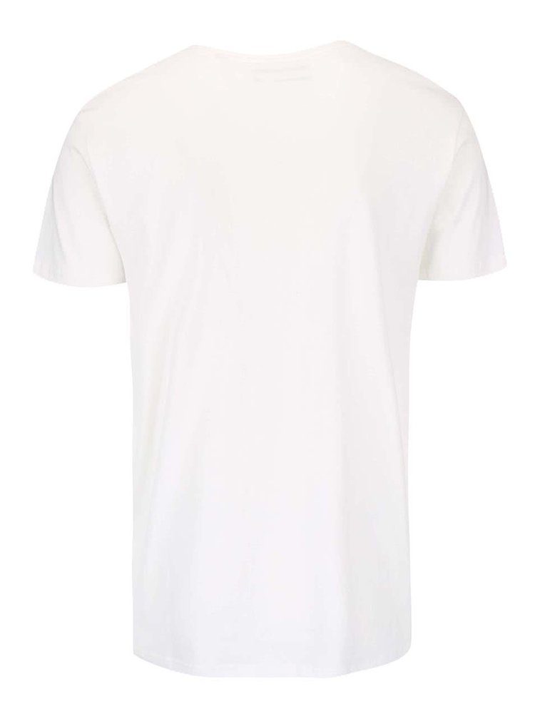 Krémové triko s potiskem !Solid Arturo