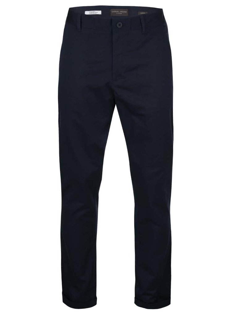 Pantaloni Casual Friday de by Blend bleumarin