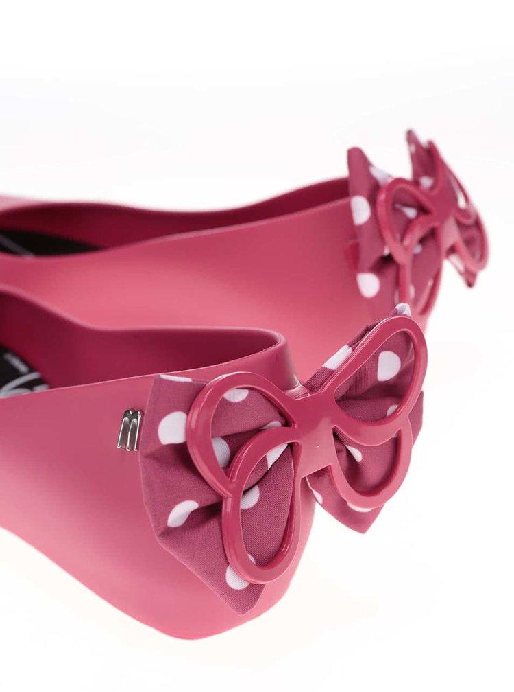 Ružové baleríny Melissa Ultragirl Minnie