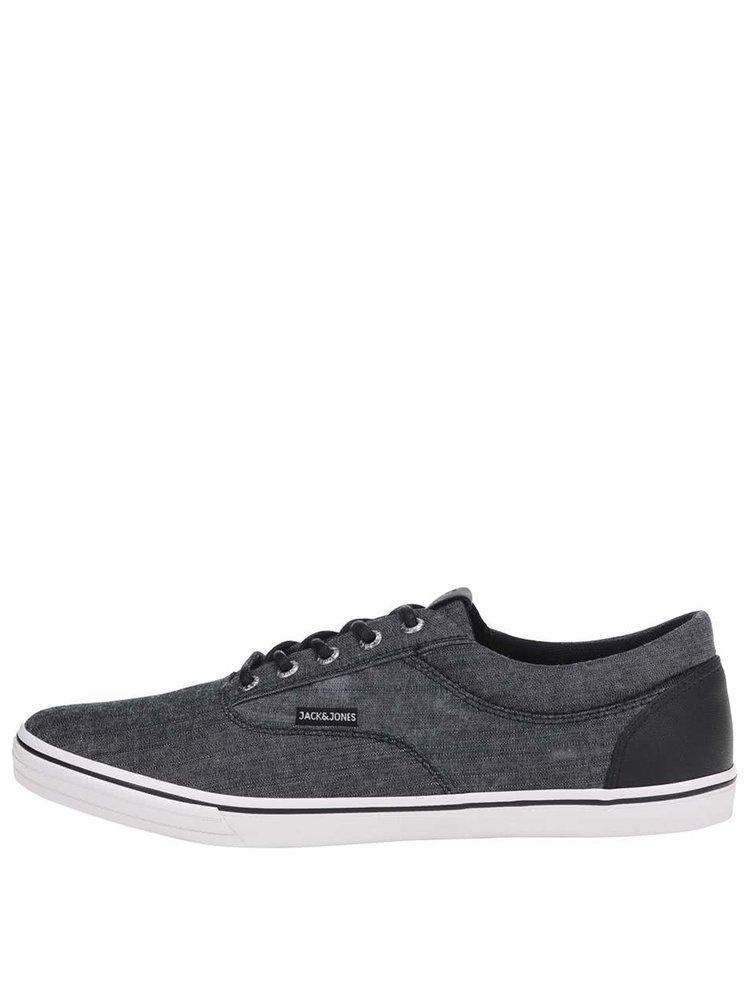 Pantofi sport Jack & Jones Vision gri și albastru