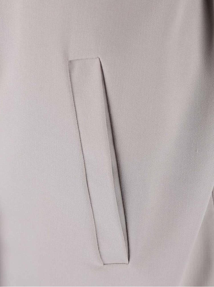 VERO MODA Raina Grey Trench Coat