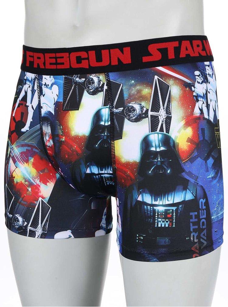 Černé boxerky Star Wars Freegun