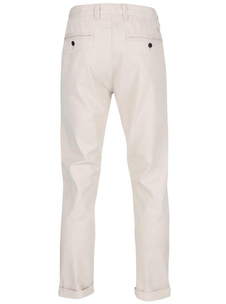 Světle béžové chino kalhoty Bellfield Melford
