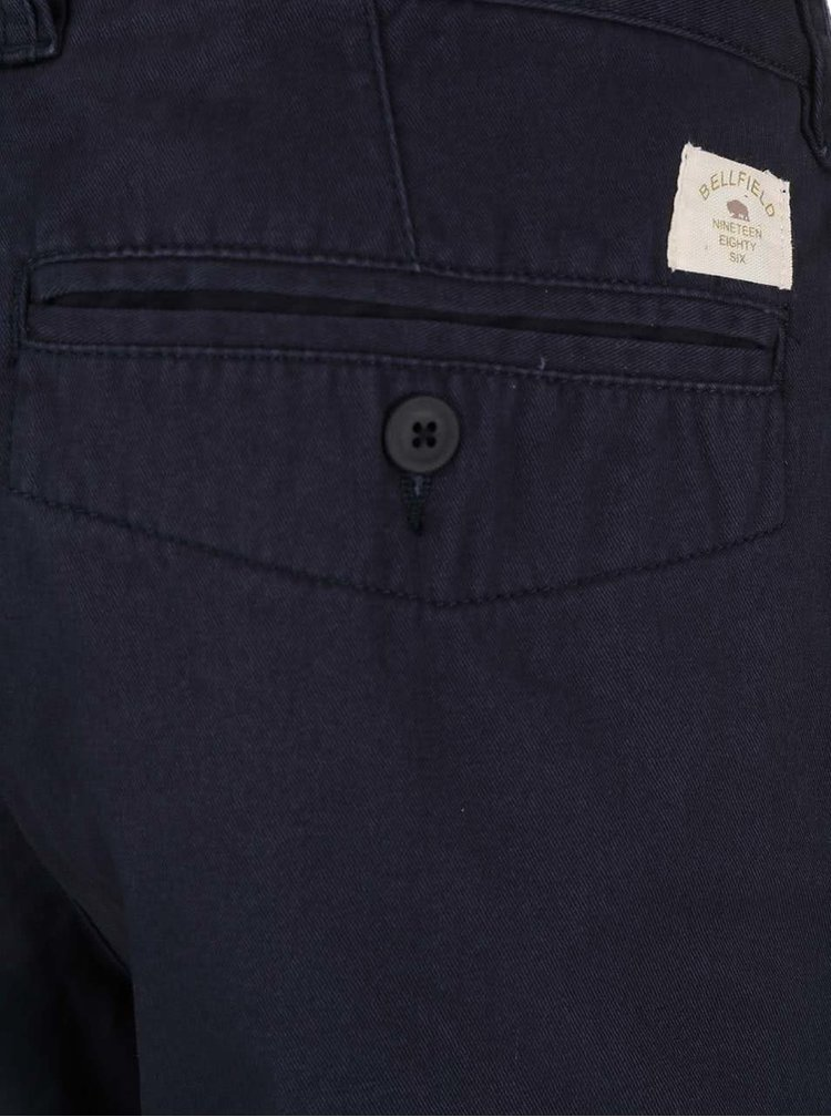 Bellfield Melford Dark Blue Chino Trousers