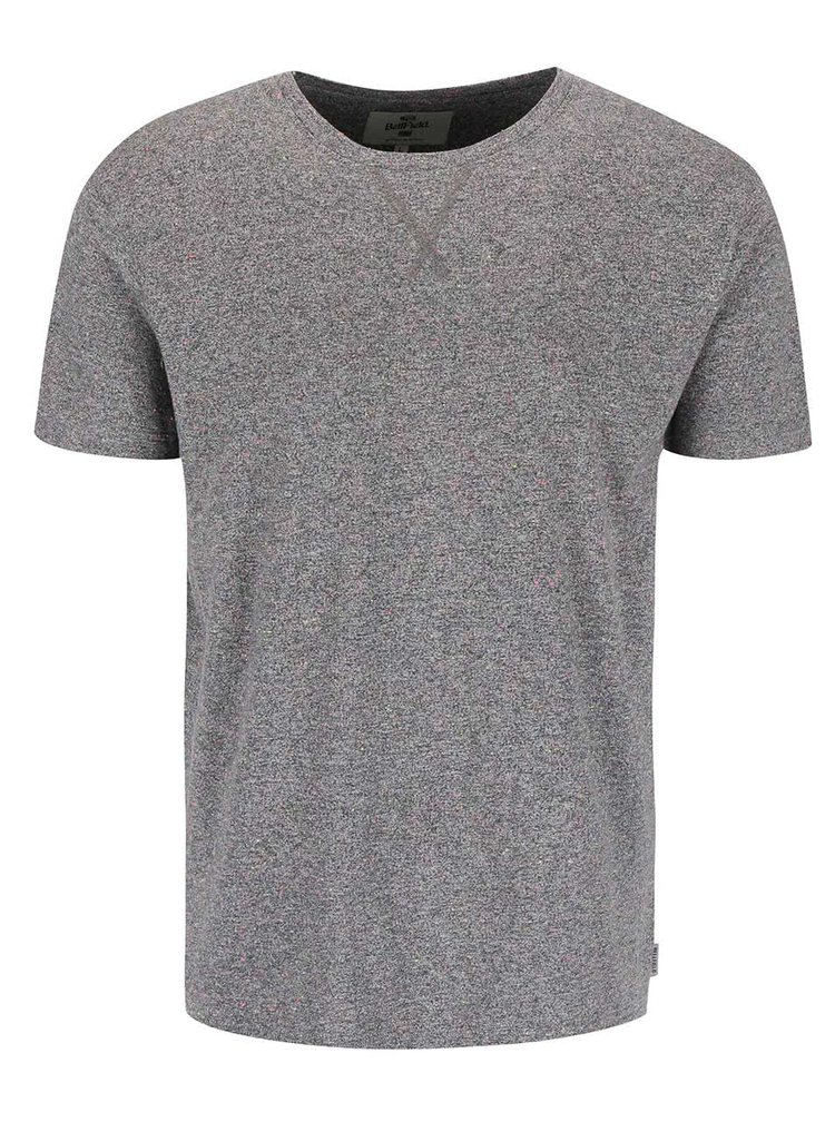 Bellfield Merrywell Grey Heather T-shirt