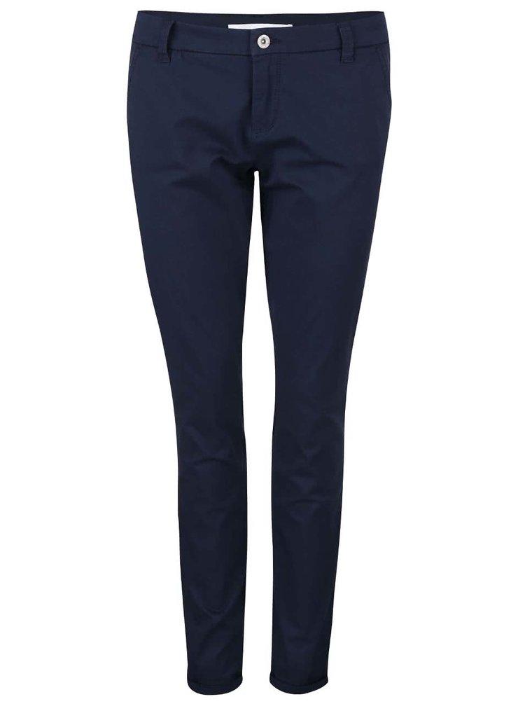 Pantaloni chino ONLY Paris - bleumarin