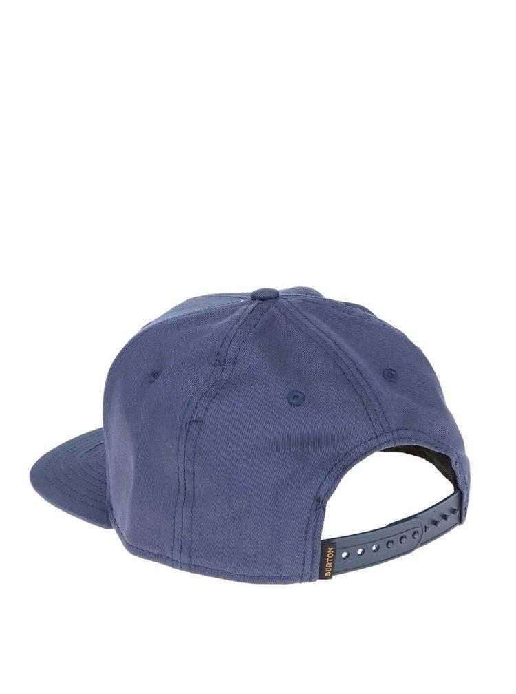 Modrá kšiltovka Burton Riggs