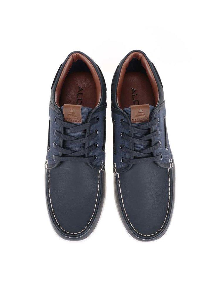 Pantofi sport ALDO Greeney albaștri din piele