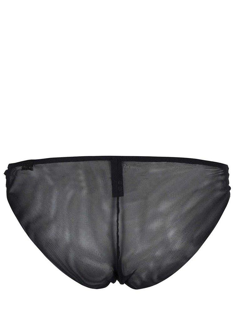 Černé kalhotky Lisca Onyx