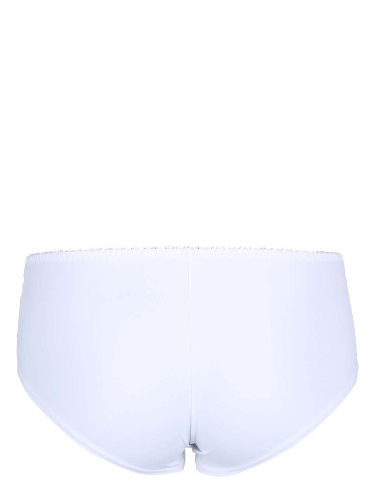 Bílé krajkové kalhotky Lisca Irina