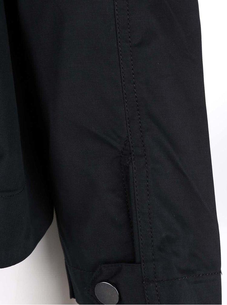 Čierna bunda SisterS Point Dira