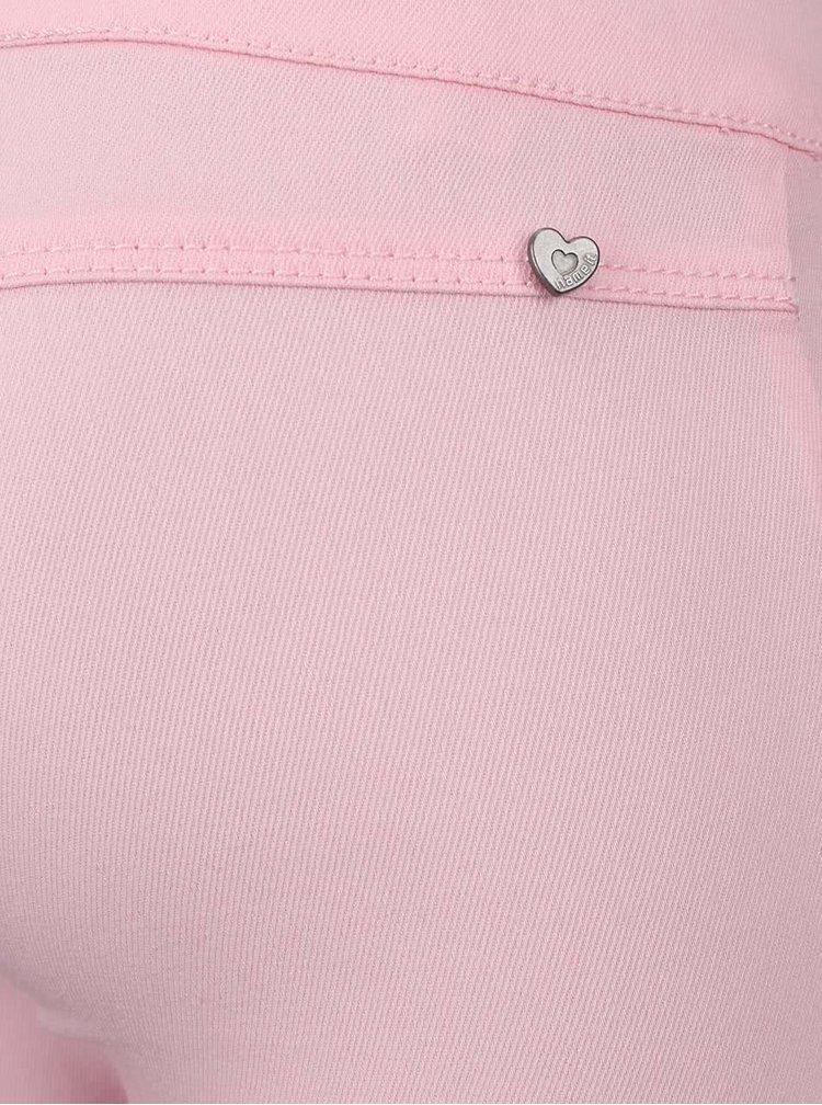 Svetloružové dievčenské nohavice name it Fanja