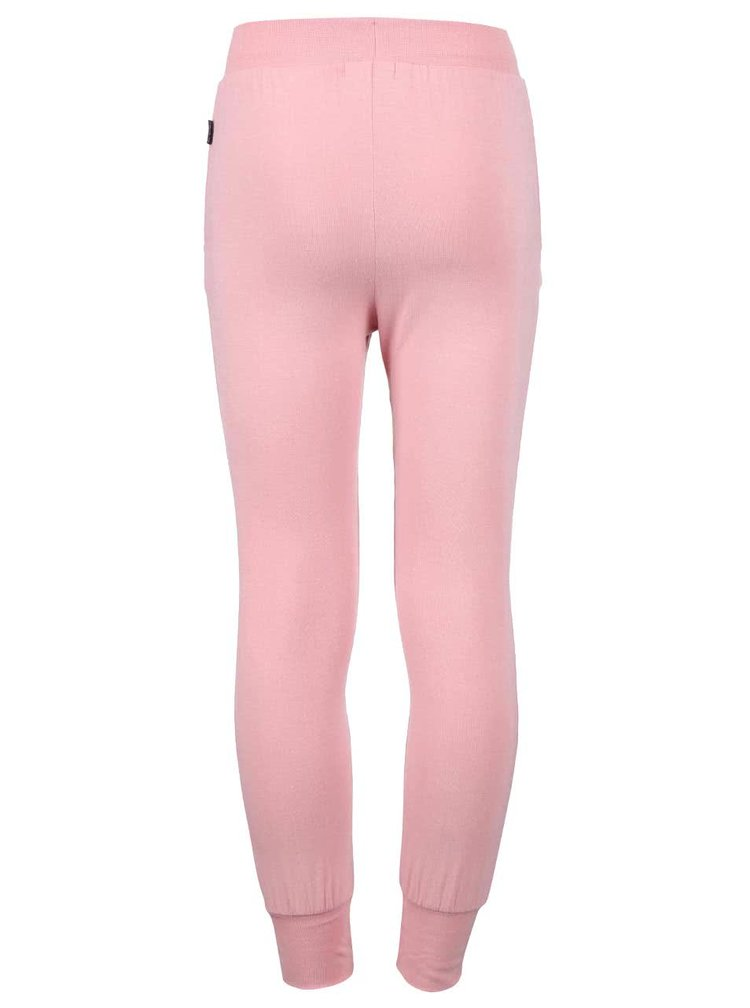 Ružové detské dievčenské tepláky name it Vunetta