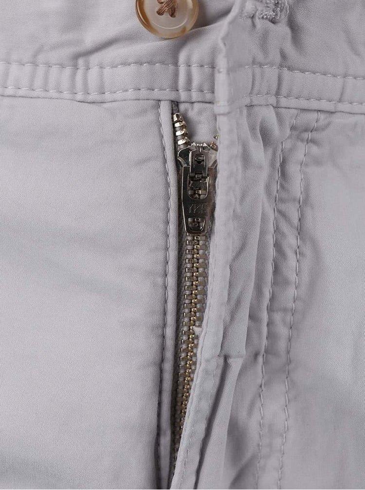 Pantaloni J. Lindeberg Chaze Deco gri