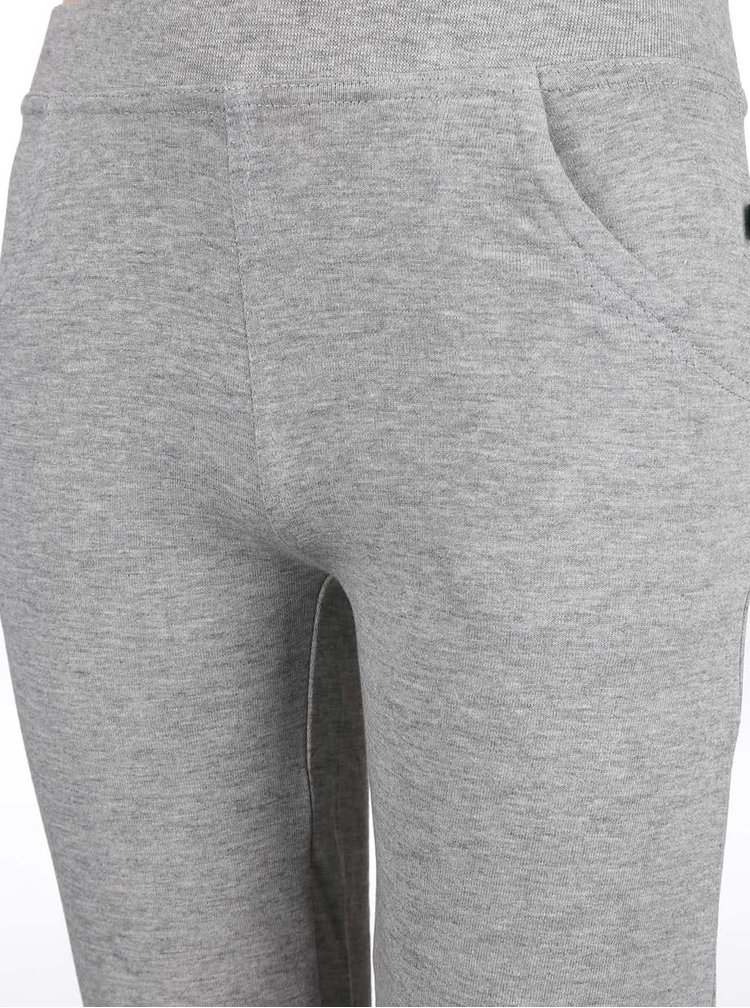 Pantaloni scurți gri Blue Seven pentru băieți