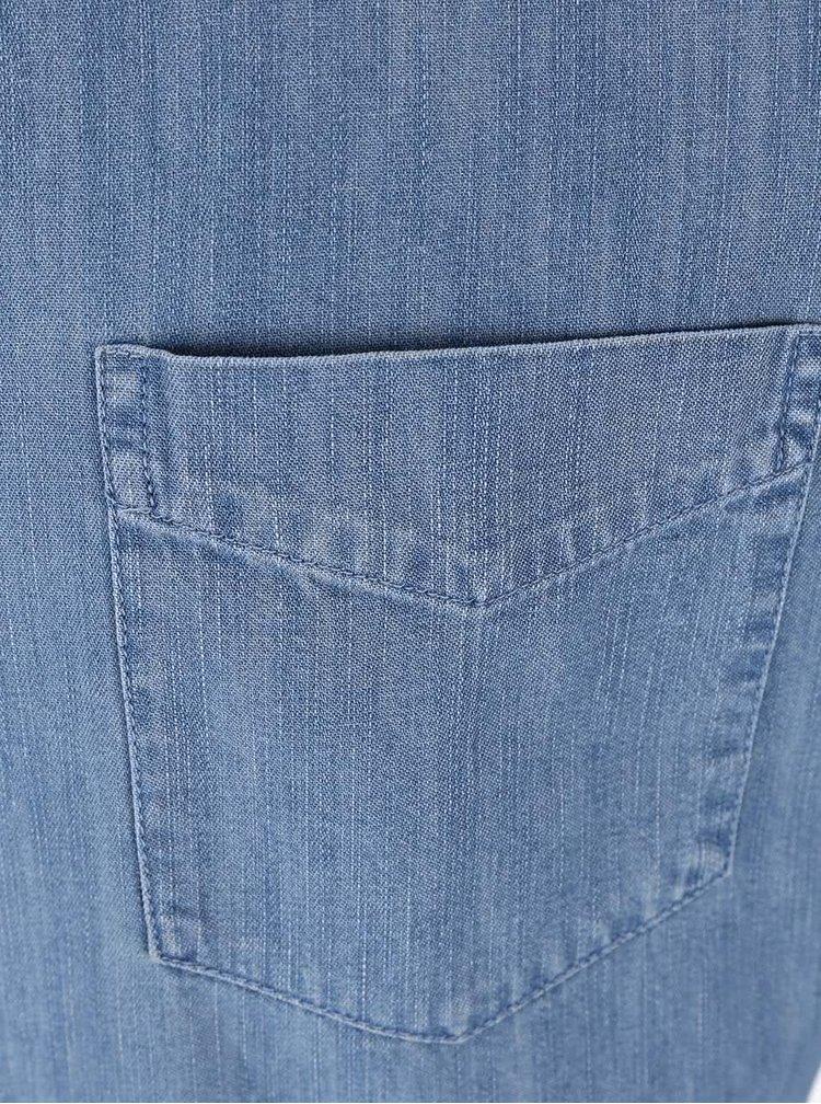 Modrá rifľová košeľa J. Lindeberg Dani